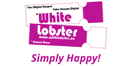 White Lobster - Digital Marketing platform - Logo