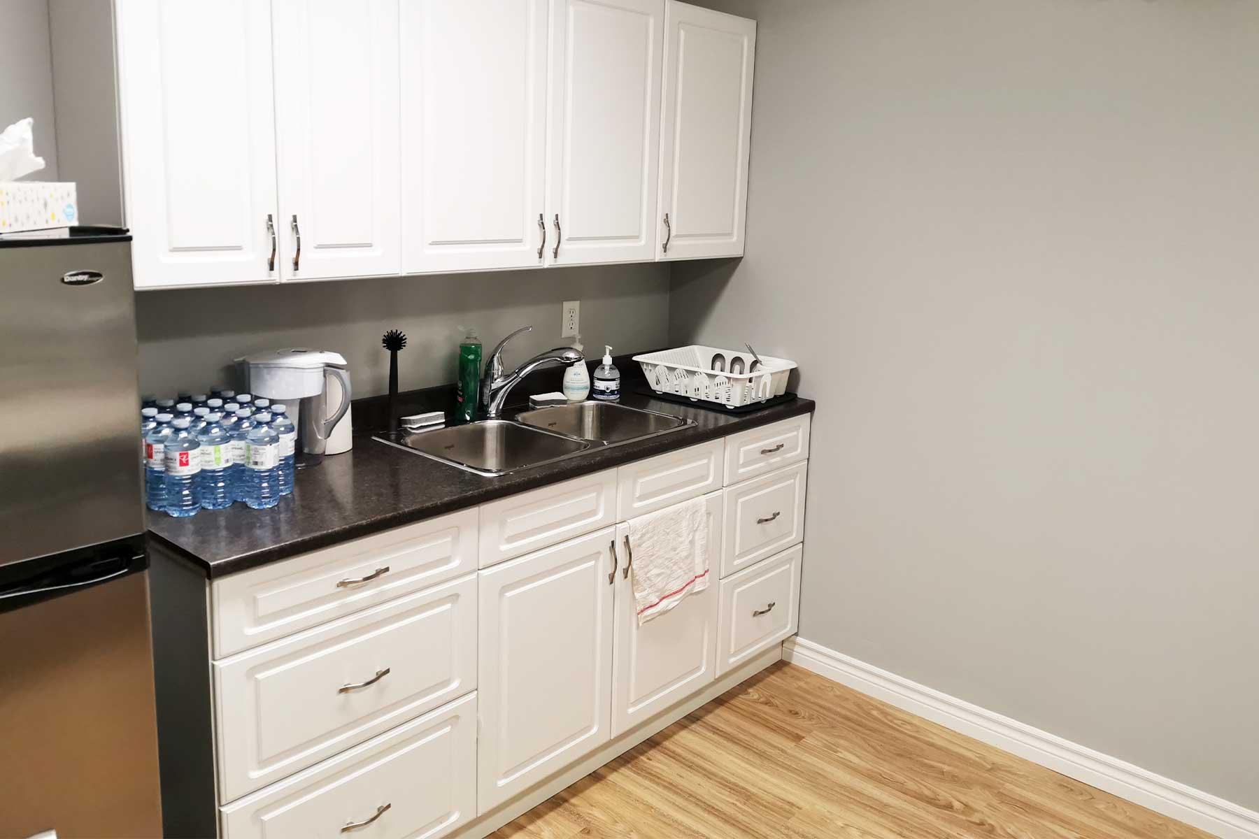 Kitchen - Agora Office Space